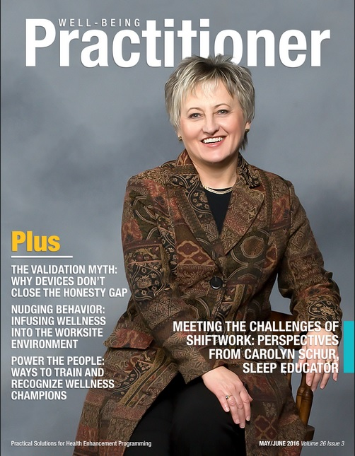Sleep Expert Carolyn Schur