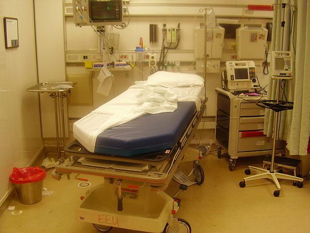 Hospital Trauma Area