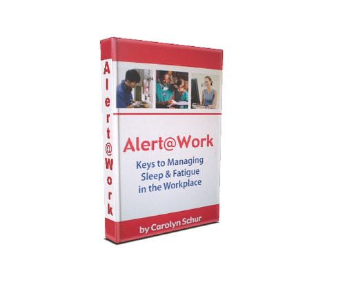 Alert @ Work by Carolyn Schur
